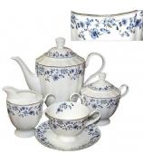 Чайный сервиз «Ситец»