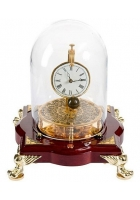 Настольные часы с маятником «Фуко»