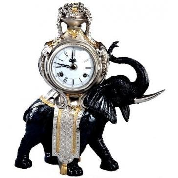 Кабинетные часы «Индийский слон»