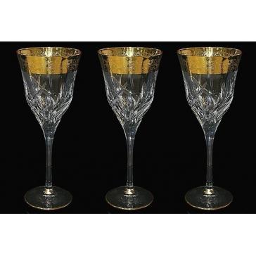 Набор из 6-и хрустальных бокалов для белого вина