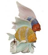 Фарфоровая статуэтка «Рыбки»