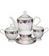 Чайный сервиз «Розы»