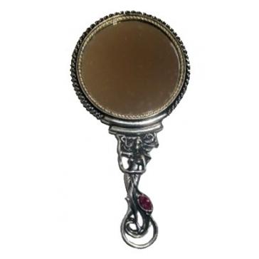 Серебряное зеркало «Афродита»