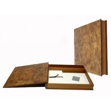 Настольная кабинетная шкатулка