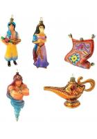Набор елочных игрушек «Аладдин»