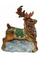 Елочная игрушка «Северный олень»
