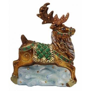 Елочная игрушка «Северный олень», Komozja и Mostowski