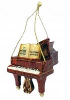 Елочная игрушка «Фортепиано»