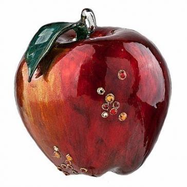Елочная игрушка «Яблоко»