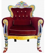 Кресло трон «Версаль»