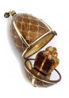 Елочная игрушка-яйцо «Императорский подарок»