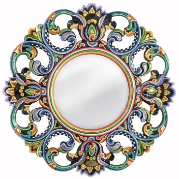 Дизайнерское зеркало «Черная коллекция» от Томаса Хоффмана, Германия.
