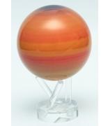Глобус настольный самовращающийся «Сатурн»