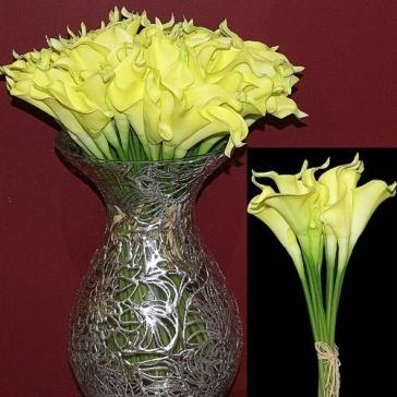 Декоративный букет из 9-ти цветов