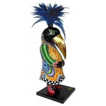 Статуэтка ворона «Клара» от Томаса Хоффмана, Германия.