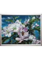 Картина «Яблоневый цвет»