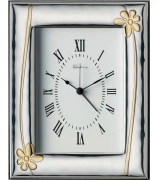 Настольные часы «Цветы»