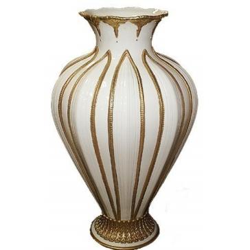 Фарфоровая ваза для цветов «Варшава», высота 38 см