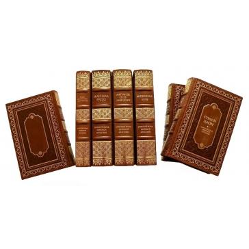 Золотой фонд мировой классики. Эксклюзивная книжная серия в 80-ти томах