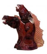 Скульптура «Кони»