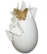 Ваза для цветов «Золотая бабочка»
