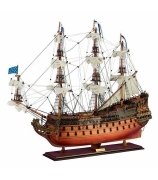 Модель корабля «Le Soleil Royal»