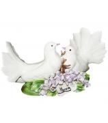 Статуэтка «Пара голубков»
