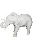 Фарфоровая статуэтка «Белый слон»