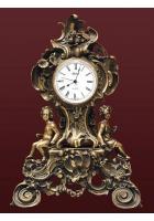 Бронзовые часы «Стиль Классика»