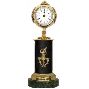 Часы из бронзы «Триумф»