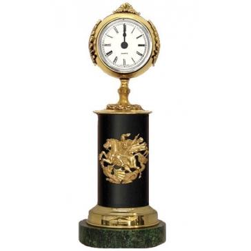 Часы из бронзы «Москва»