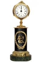 Бронзовые часы «Знак Зодиака-Стрелец»