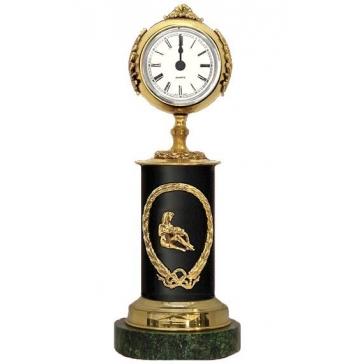 Часы из бронзы «Знак Зодиака - Водолей»