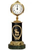 Бронзовые часы «Знак Зодиака-Овен»