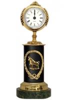 Бронзовые часы «Знак Зодиака-Телец»