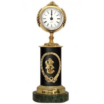 Часы из бронзы «Знак Зодиака - Рыбы»