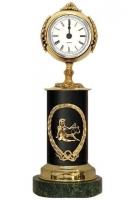 Бронзовые часы «Знак Зодиака - Весы»