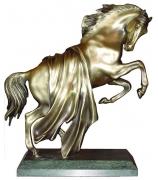 Бронзовая статуэтка «Конь»