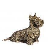 Бронзовая статуэтка «Скотч-терьер»