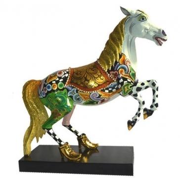 Статуэтка лошадь «Чемпион» от Томаса Хоффмана, Германия.