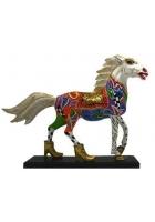 Статуэтка лошадь «Везунья»