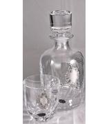 Подарочный набор для виски «Виноградная лоза»
