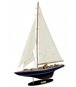 Модель яхты «Endeavour»