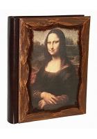 Подарочный фотоальбом «Мона Лиза»