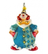 Ёлочная игрушка «Клоун – выверни карманы»