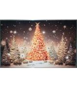 Картина «Волшебный Новый год»