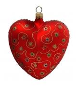 Елочный шар «Сердце»