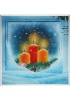 Картина «Свечи»