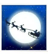 Картина «Сказочное Рождество»