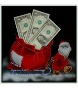 Картина «Ваш денежный мешок»